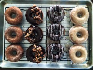 Rise Authentic Baking Co. Donuts